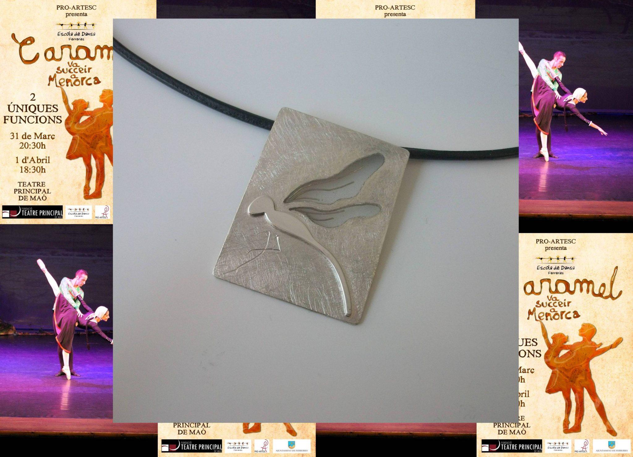 "Jewels for Ferreries ""Escola de Dansa"""