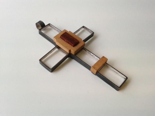 Sant Cristòfol cross