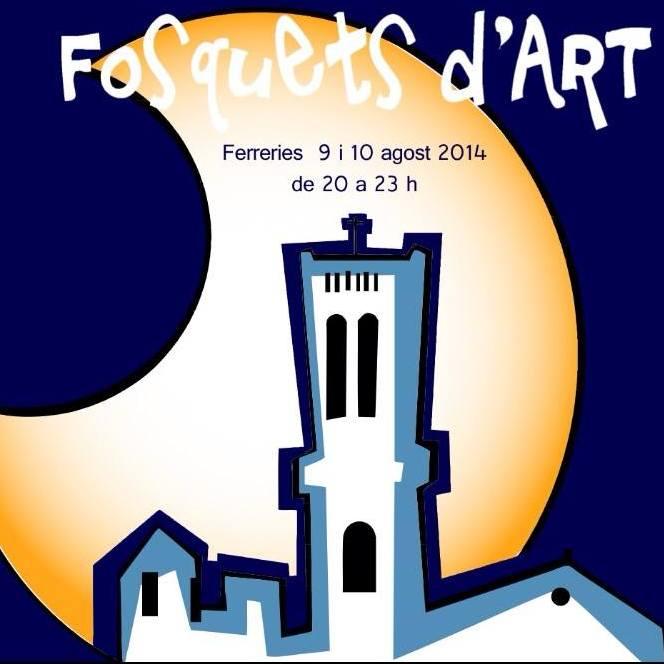 Fosquets D'art Ferreries 2014