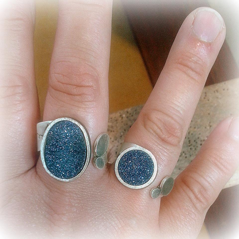 Nuevas piedras… nuevos anillos!