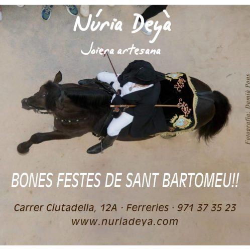 Sant Bartomeu 2019