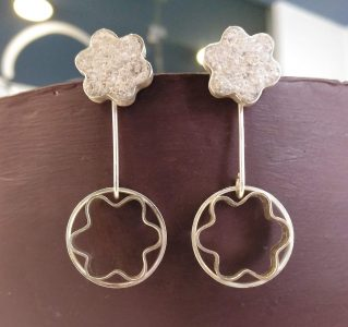 Pastisset FLOWER BISCUIT and CUTTER earrings 03