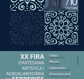 XX Craft Fair of Ferreries